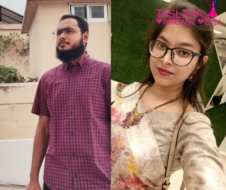 Rashna Sharmin Tuli & Jakaria Al Meheram Pregon