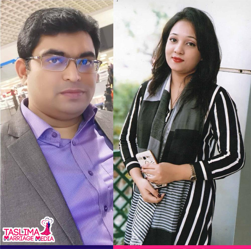 Johabe Haque & Fahmida Erashad