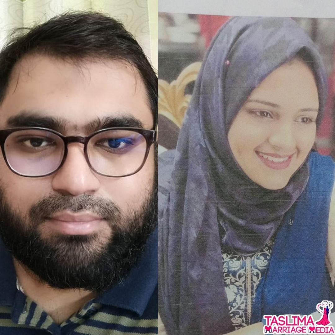 Abdullah Al Imran & Sanjana Rahman Joyeeta