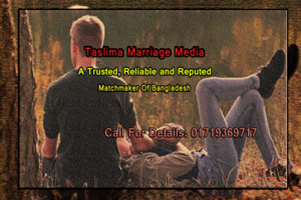 Matrimonial website company in Dhaka | Taslima Marriage Media